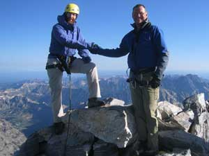 Borah Peak Summit