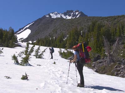 Cascade Mountaineering 2007