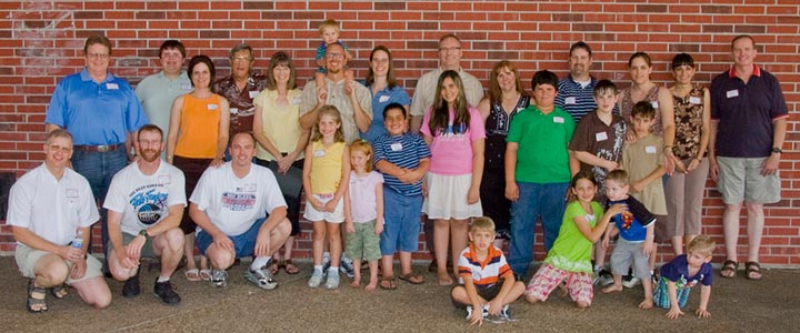 Muir Family Re-Union 2009