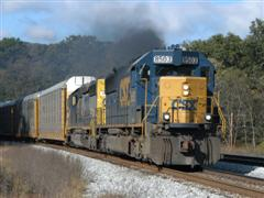 A day railfanning at the Hansroe signal in West Virginia